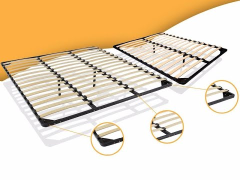 Video hướng dẫn lắp đặt giát giường không tay nâng