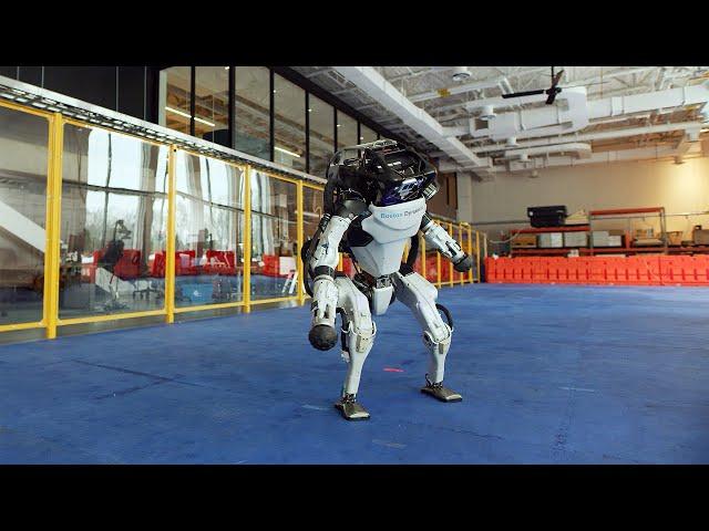 Если вы еще не видели ролик с танцующими роботами Boston Dynamics – немедленно посмотрите