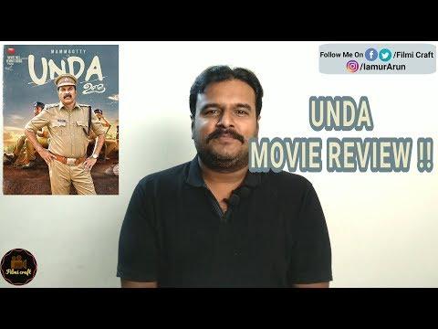 Unda Review | Unda Malayalam Movie Review by Filmi craft | Mammooty | Khalid Rahman