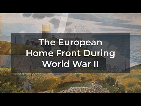 The European Home Front During World War II