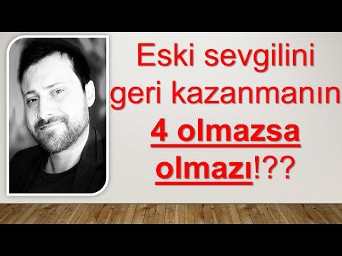 ESKİ SEVGİLİYİ GERİ KAZANMANIN 4 OLMAZSA OLMAZI - www.ask-acısı-kocu.com