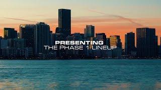 Explore the Ultra Miami 2020 Phase 1 Lineup