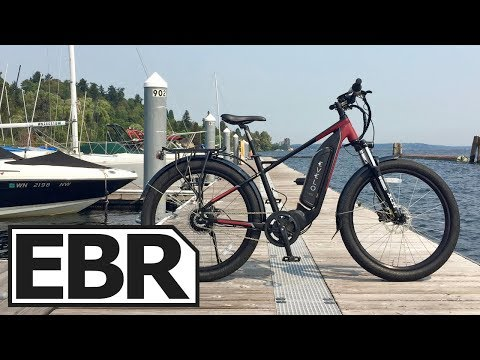 EVELO Delta X Video Review – $4k High Speed Adventure Electric Bike