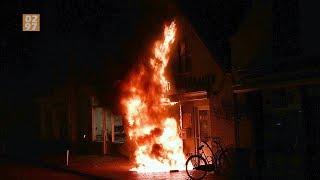 Schoonheidssalon in brand gestoken in Mijdrecht