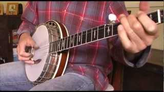 Beginning Bluegrass Banjo – Lesson 01 – For absolute beginners