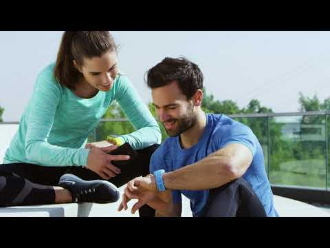 Sigma Sport iD.Run HR Pulsur Sort GPS video