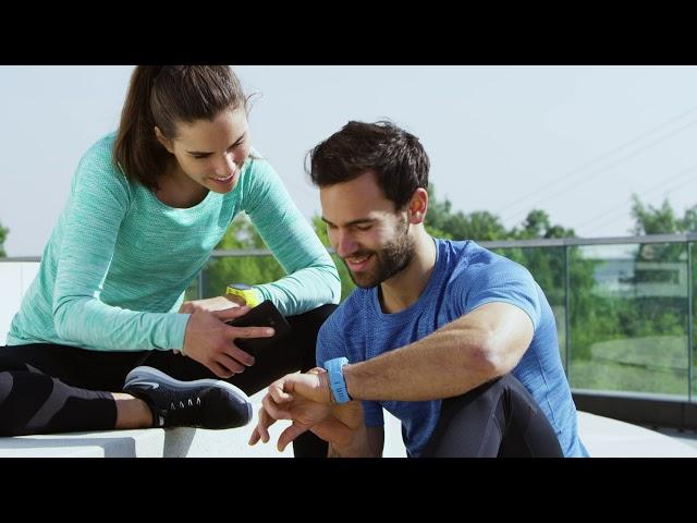 Sigma Sport iD.Run HR Pulsklocka GPS, Svart title=