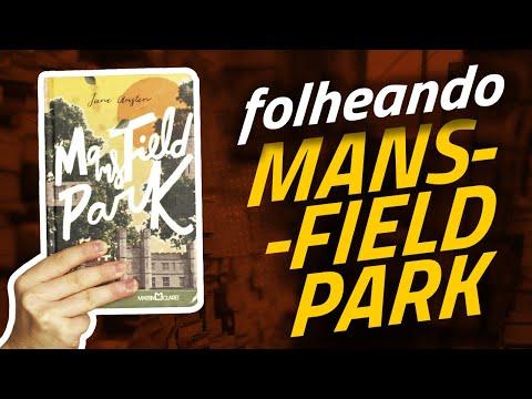 Folheando MANSFIELD PARK, de Jane Austen