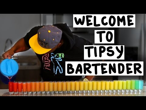 Let's Get Tipsy – Welcome to Our Channel