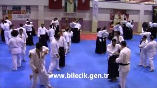 preview picture of video 'Nebi VURAL ile Bilecik Aikido Semineri 2015 2. Bölüm'