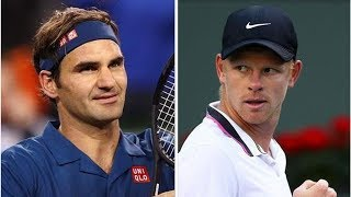 Roger Federer admits Kyle Edmund has 'good advantage' ahead of Indian Wells clash