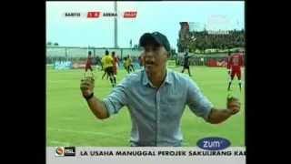 20 Cuplikan Gol PS Barito Vs Arema Indonesia