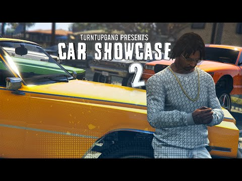 "GTA 5 PC: Car Showcase ""Donk Edition"" (Cinematic Short Film)"