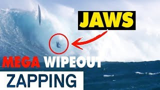 WIPEOUT MONSTRUEUX A JAWS !
