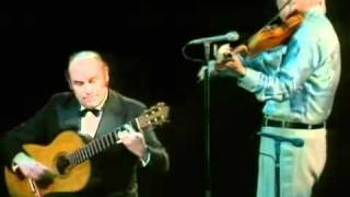 Nuage Django Reinhardt played by Stephane  Grappelli & Julian Bream