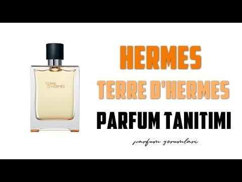 Terre d'Hermès Erkek Parfümü | Parfüm Tanıtımı ve Inceleme Yorumu