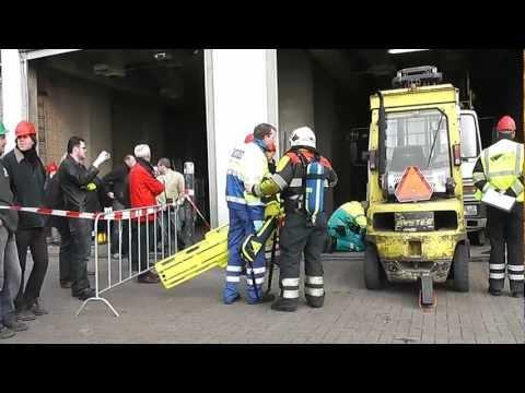 Vaardigheidstoetsen brandweer Vierlingsbeek