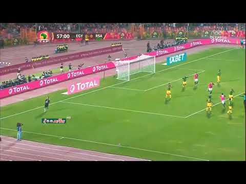 Egypt vs south africa #caf arabic commentary