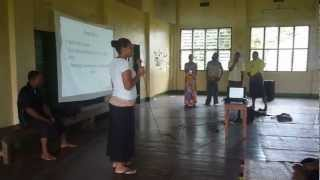 preview picture of video 'Wairiki Participants - Electing a Leader Role Play #1'