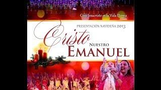 Cristo Nuestro Emanuel | Cantata Navideña HD | JVE