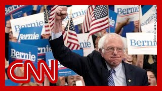 Bernie Sanders and Donald Trump Claim Victory in New Hampshire