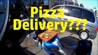 Pizza Delivery? - Life Update and Little Caesars