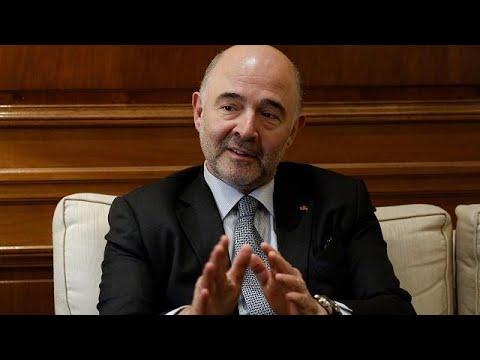 Ο Πιερ Μοσκοβισί για Ελλάδα, Γερμανία και Πορτογαλία