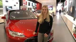 The Tesla Store Experience
