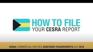 CESRA- How To Comply & Report