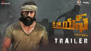 KGF Movie Trailer Telugu