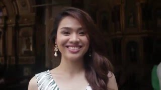 Justine Blaire Galang Contestant Miss Philippines Earth 2016 Eco Beauty Project