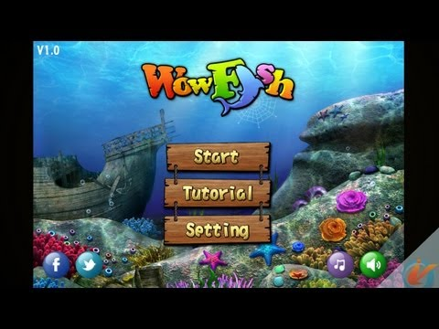 Video of Wow Fish - Free Game