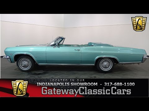 Video of '65 Impala - L5YV