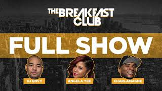 The Breakfast Club FULL SHOW 10-11-21