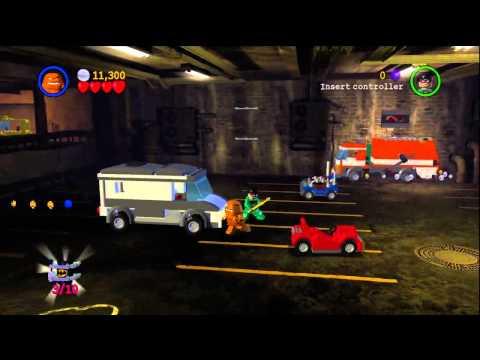 LEGO Batman The Videogame Walkthrough - Lego Batman Bonus ...