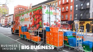 How FreshDirect Delivers 100,000 Grocery Orders Every Week | Big Business