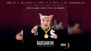 Ele A El Dominio Ft Ñejo X Jon Z X Jamby El Favo   Rasca Bicho (Official Audio)
