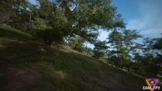 FPV life - Nazgul cruising through the bush