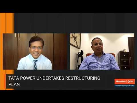 Mr. Praveer Sinha MD & CEO, TATA Power on Bloomberg Quint Show Talking Point