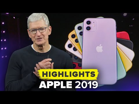 Apple`s iPhone 11 Special Event