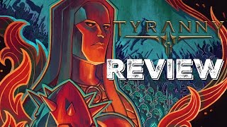 Tyranny Review - Is This Contender for Best RPG of 2016 Worth The Money?