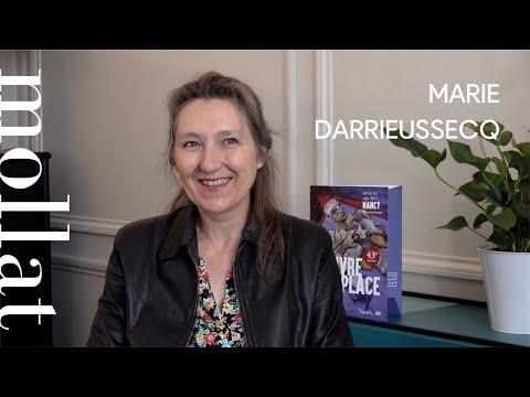 Marie Darrieussecq à Nancy