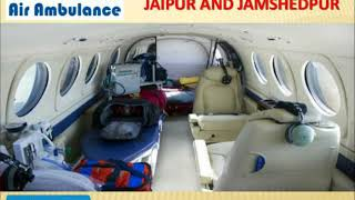 Avail Low-Cost ICU Care Global Air Ambulance Services in Jaipur
