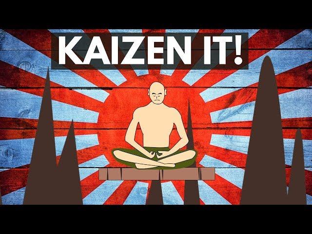 英語のkaizenのビデオ発音
