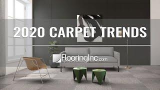 2020 Carpet Flooring Trends