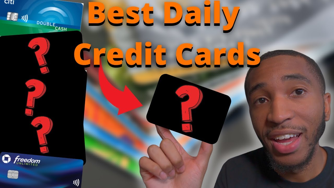 Finest Daily Credit Cards (All Over Else Classification) thumbnail