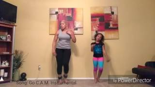 Mother-Daughter Dance Challenge