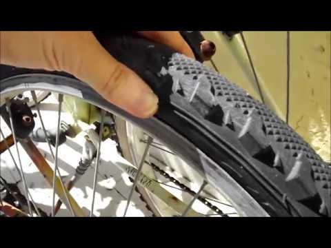 Mini pompa portatile + accessori per biciclette Zacro