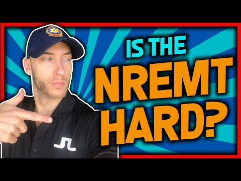 Is The NREMT Exams Hard? EMT   AEMT   Paramedic - YouTube