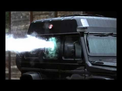 The VALIANT made by Alpha Armouring® -- Ballistic Test